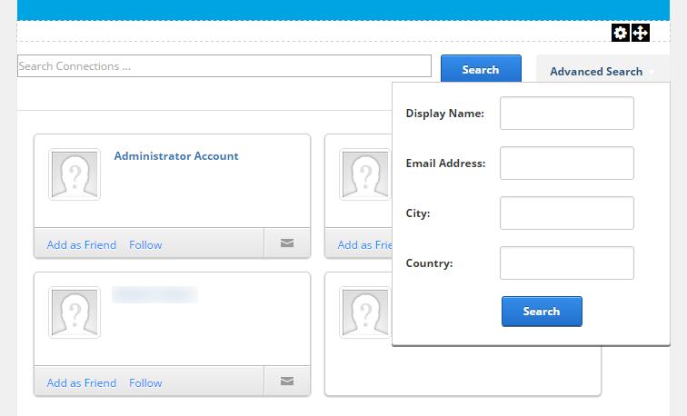 Member Directory module