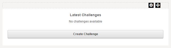 Latest Challenges module